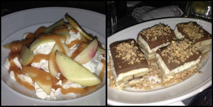 Gaz dessert