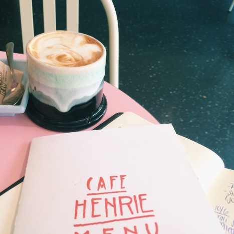 cafe henrie nyc